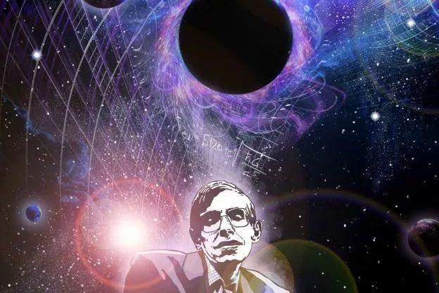 黑洞照片出来了,霍金说对了:黑洞,并不完全是黑的……