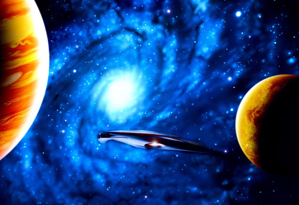 """宇宙""""零态介质""""浮现,或将相对论直击陨落,科学将迈新纪元"""