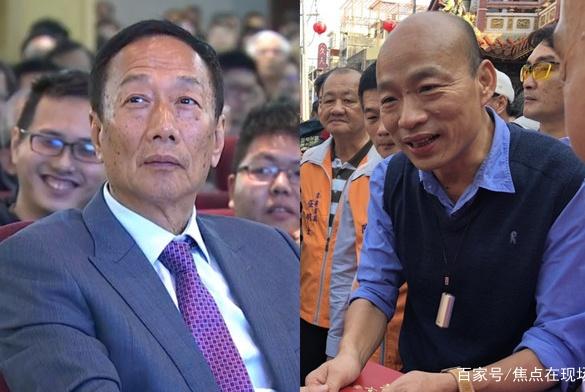 台湾两位大佬台上直播啃玉米,画面萌翻市民、吸粉无数!