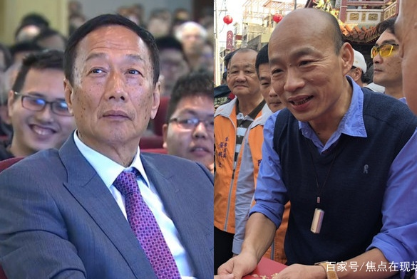 高雄市长韩国瑜,服务人民的倒金字塔理论走红网络!