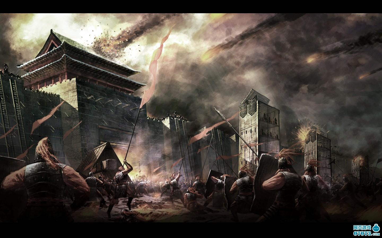 四本历史小说,《君临战国》乱世,险恶环生,狼烟四起