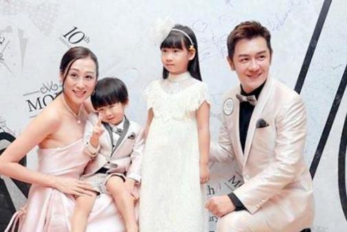 曾是模特嫁大15岁陈浩民,为其生4胎住5千万豪宅,34岁瘦成蛇精脸