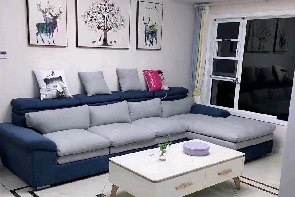 忍不住给大家晒晒漂亮的新房,电视墙特别抢眼,全屋都很满意!