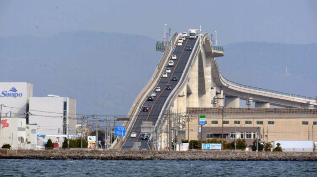 世界上12个大桥:结构独特,通行需要一定勇气