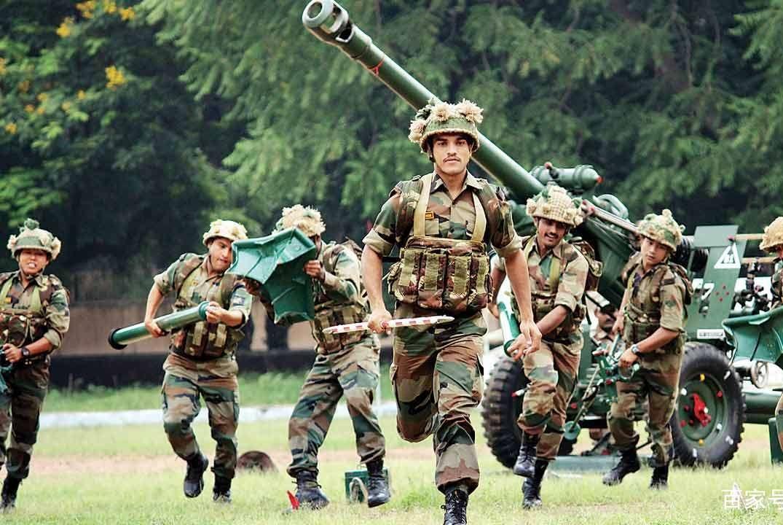 印度打遍南亚无敌手,直到遇上另外一个东方大国