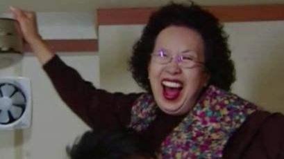 她是《搞笑一家人》的最佳女主角,是人人都爱罗文姬!