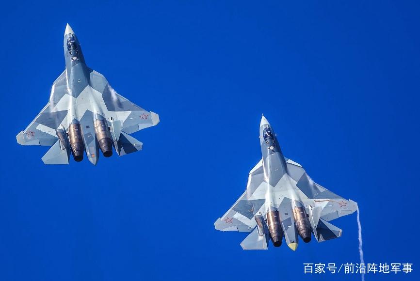 俄罗斯正式向中国推销苏57,具备三大优势,嘲讽歼20不算五代机