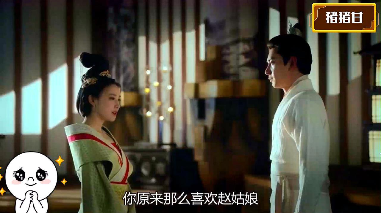 东宫:小枫吻别李承鄞,离别吻戏其实是因为小枫嘴唇上涂了迷魂药