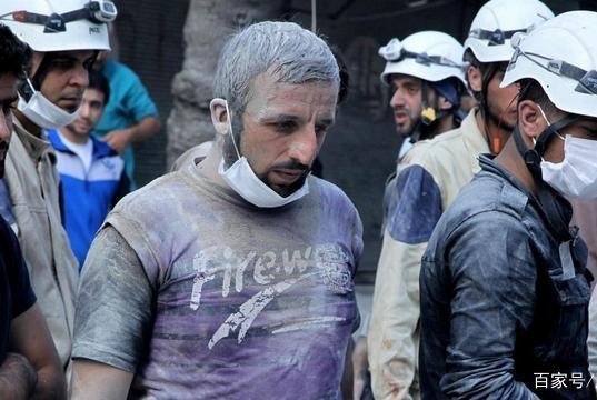 欧洲这次麻烦大了,在叙利亚招人搞化学武器战表演,被俄抓个正着