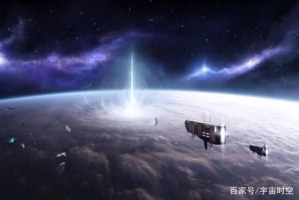 如果银河系有两个文明发生战争,目前人类科技能观测到吗?