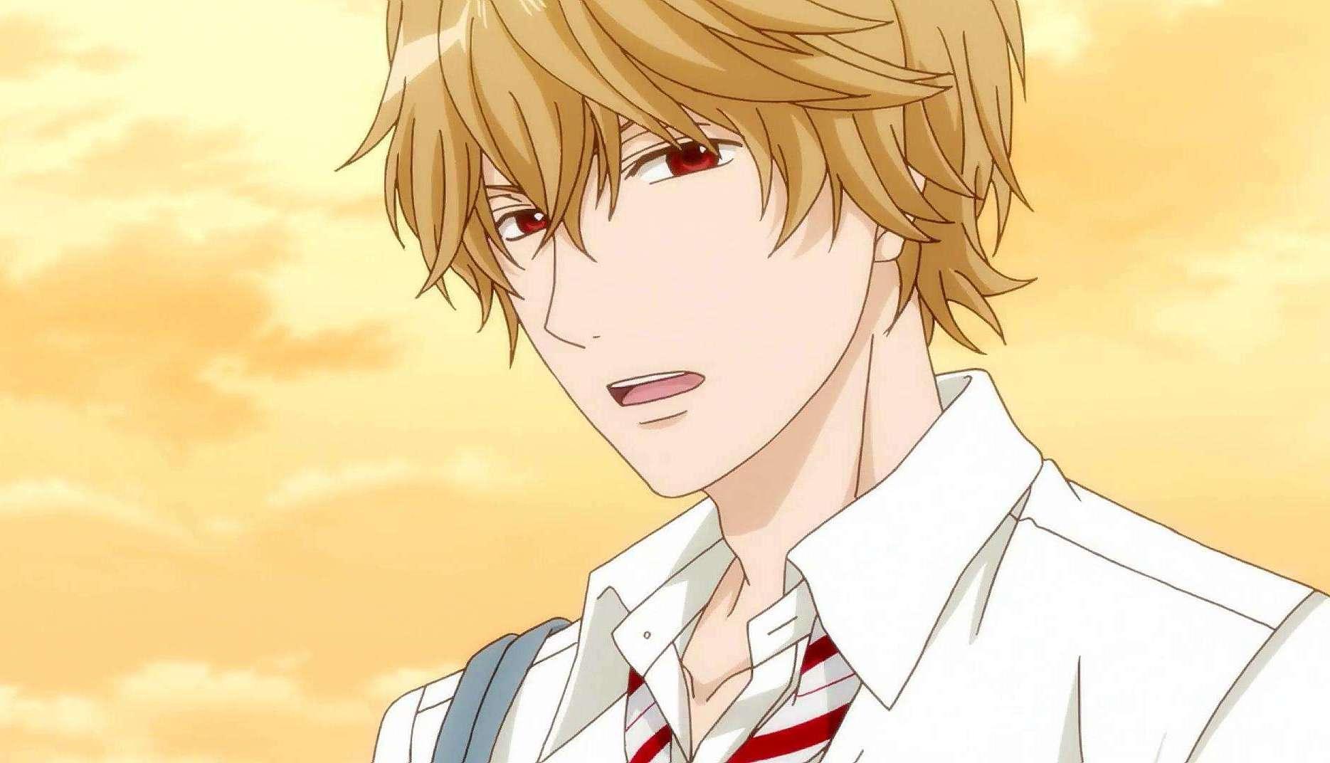 """动漫中""""霸道总裁""""类型的男神,外表冷酷内心温柔,你想嫁给谁?"""