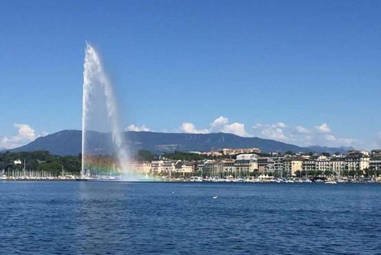 世界上最大的人工喷泉,16秒内将7吨水喷至140米,你想去看看吗?