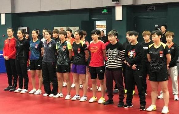 世乒赛直通赛女子12强名单出炉,此人成绩排名靠后,却被保送入围