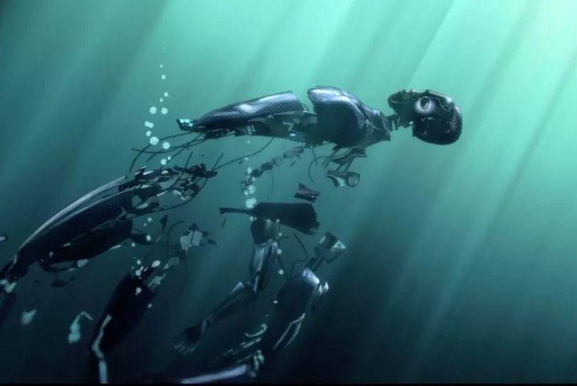 《爱,死亡和机器人》,大卫芬奇献给智能时代的情诗