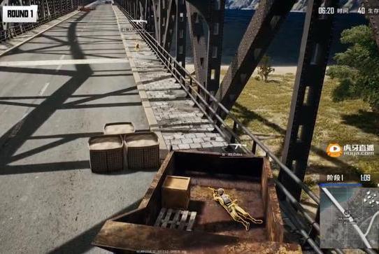 来看看职业选手怎么堵桥,解说都看不下去:太过分了!