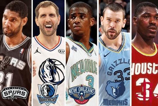 美媒评NBA各球队最伟大球员:科比詹姆斯上榜,现役1人竟独占两队