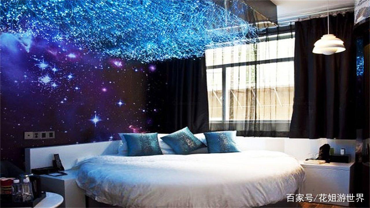 情侣酒店为何喜欢用圆床,扫地大妈说出原因,你想去感受吗?