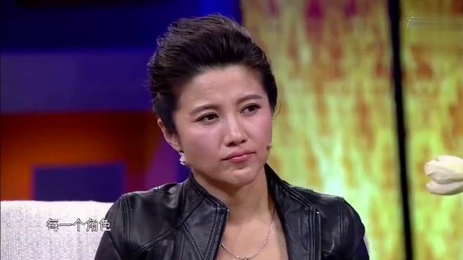 颜丙燕拍戏非常认真,就算导演喊过了她感觉不满意都要重来