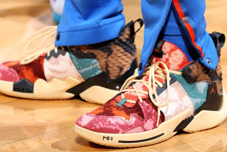 一大波好看的球星战靴:哈雷尔定制个性十足,卡特战靴最经典