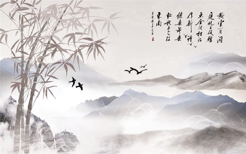 孟浩然的两首诗词,都是质朴的田园风光