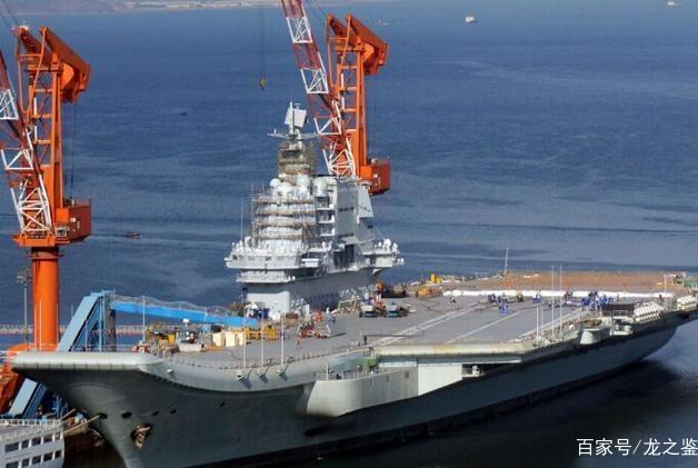 国产航母甲板涂层进展如何?大变样让人惊喜!专家直言海军节见