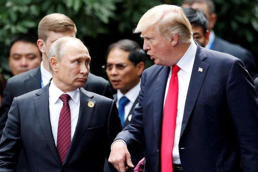 不惜一切代价阻止!特朗普亮出自己的底线,俄罗斯军队必须要离开