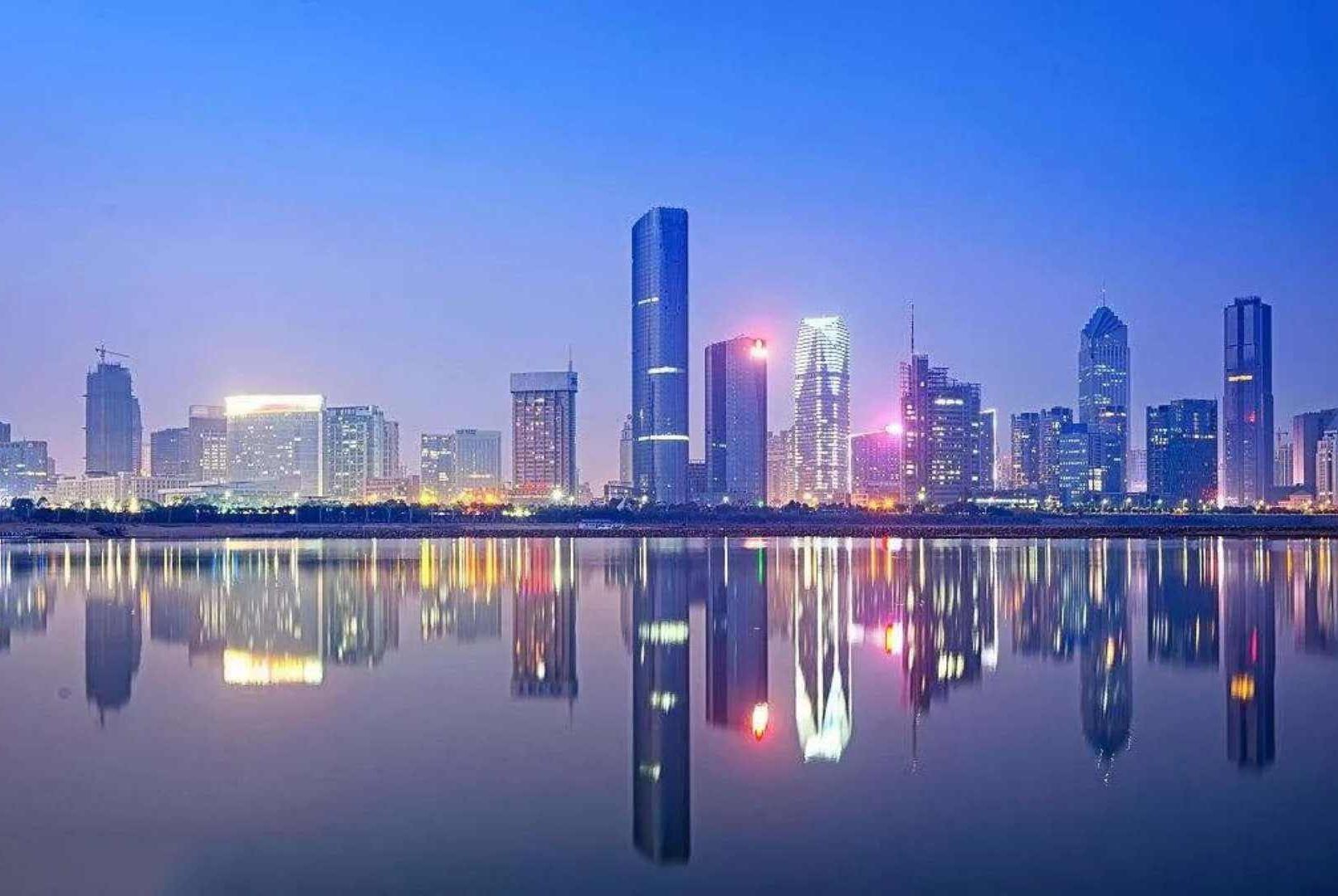 """35亿造南昌第一高楼,成就中部第一""""双子星"""",巧破世界纪录"""