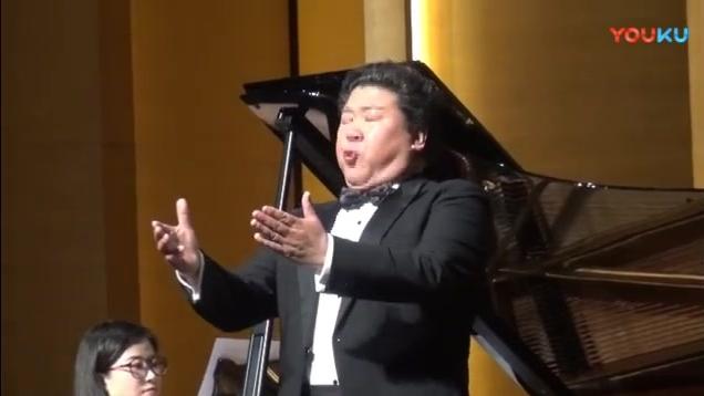 """""""远离家乡去出征""""-《浮士德》 作曲: 古诺 , 刘克清演唱 2018, 深圳保利剧院"""
