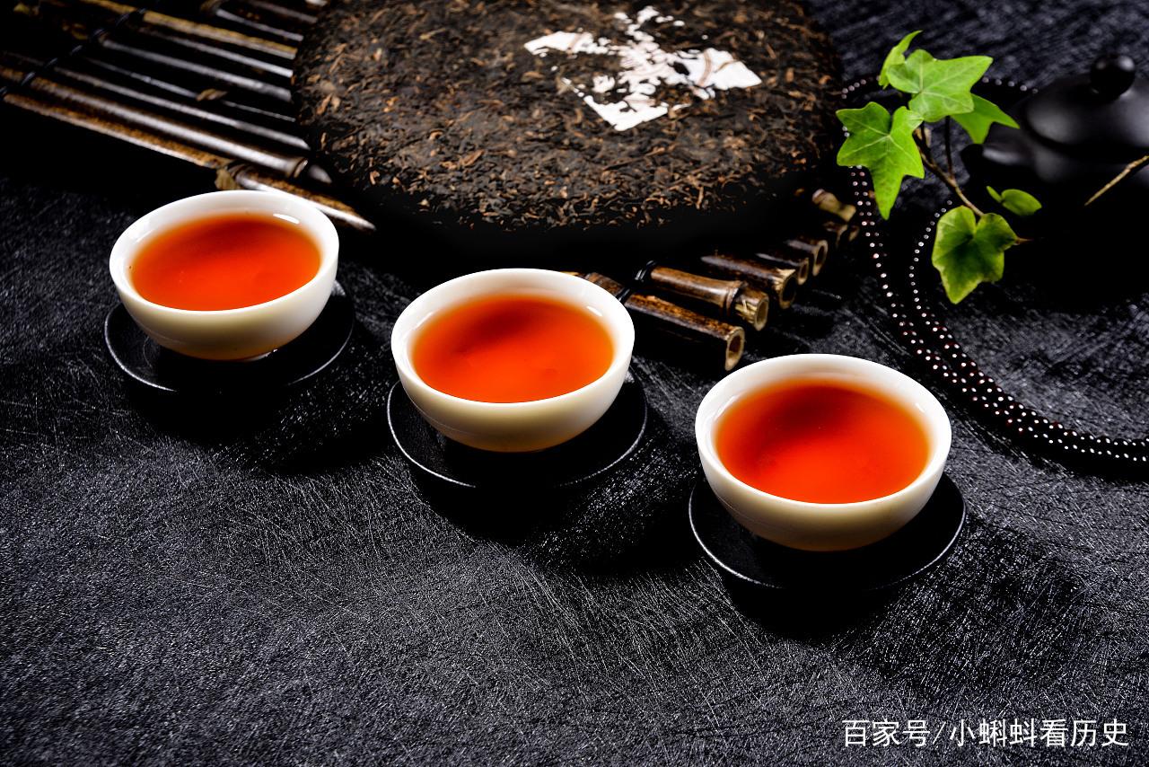 减肥熟普洱茶