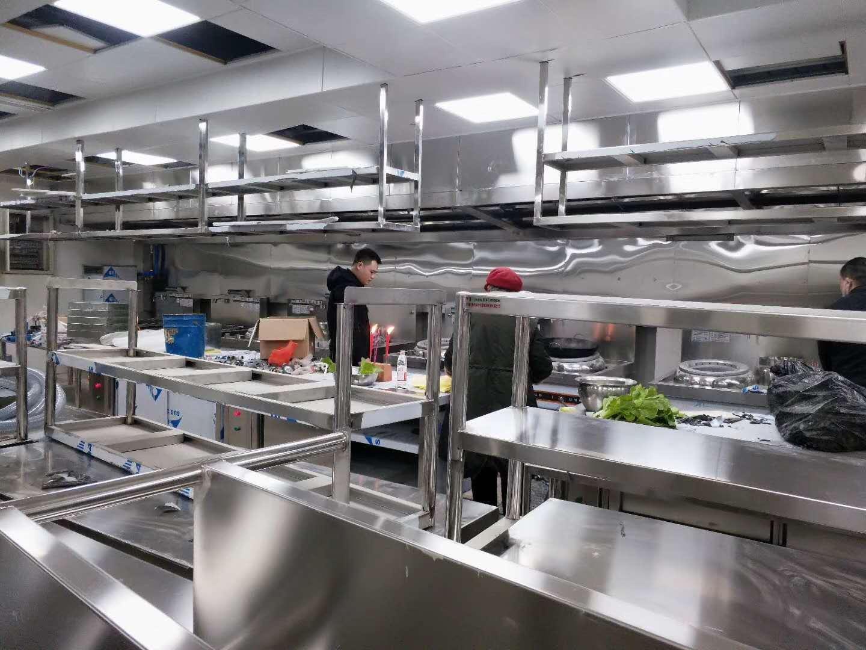 五星级酒店厨房工程3