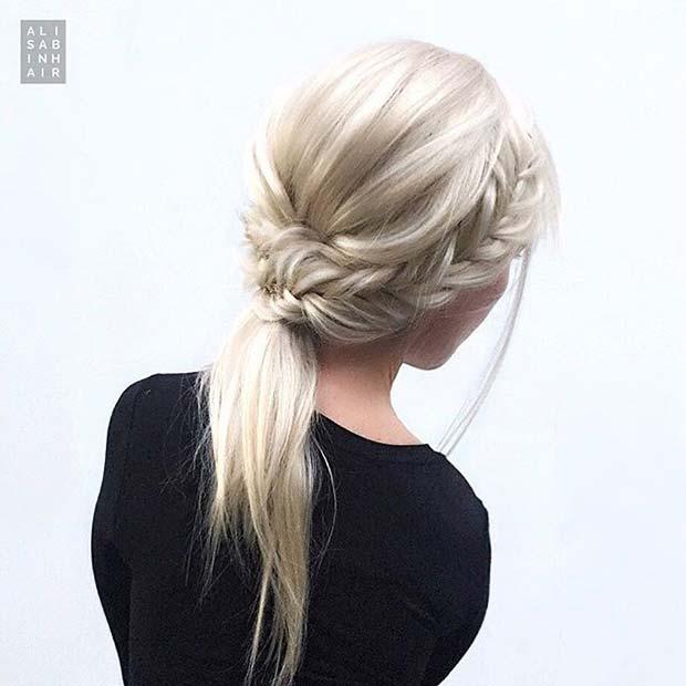 爱美女孩看过来,适合女孩的10种可爱的辫子发型