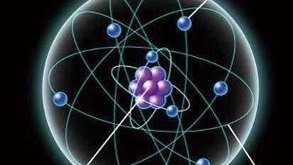 电子是如何运动的,是围绕原子核以光速运动吗?
