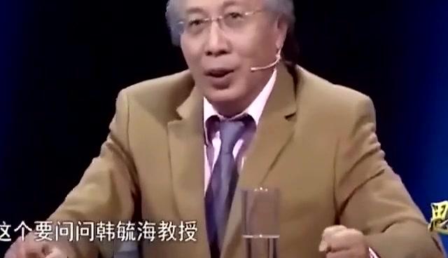 金灿荣VS张维为,现场演讲真精彩,网友,专家真是知识渊博