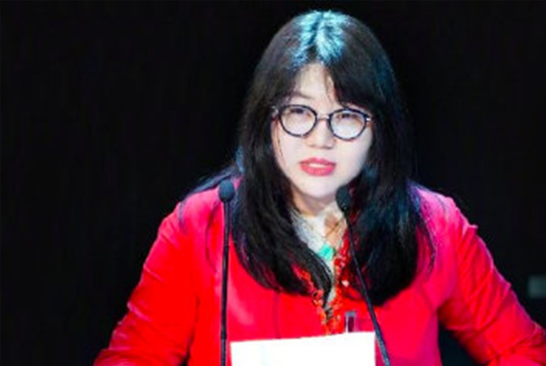 杨天真首度公开回应频上热搜:不是我的计划,自己现在是公司黑点
