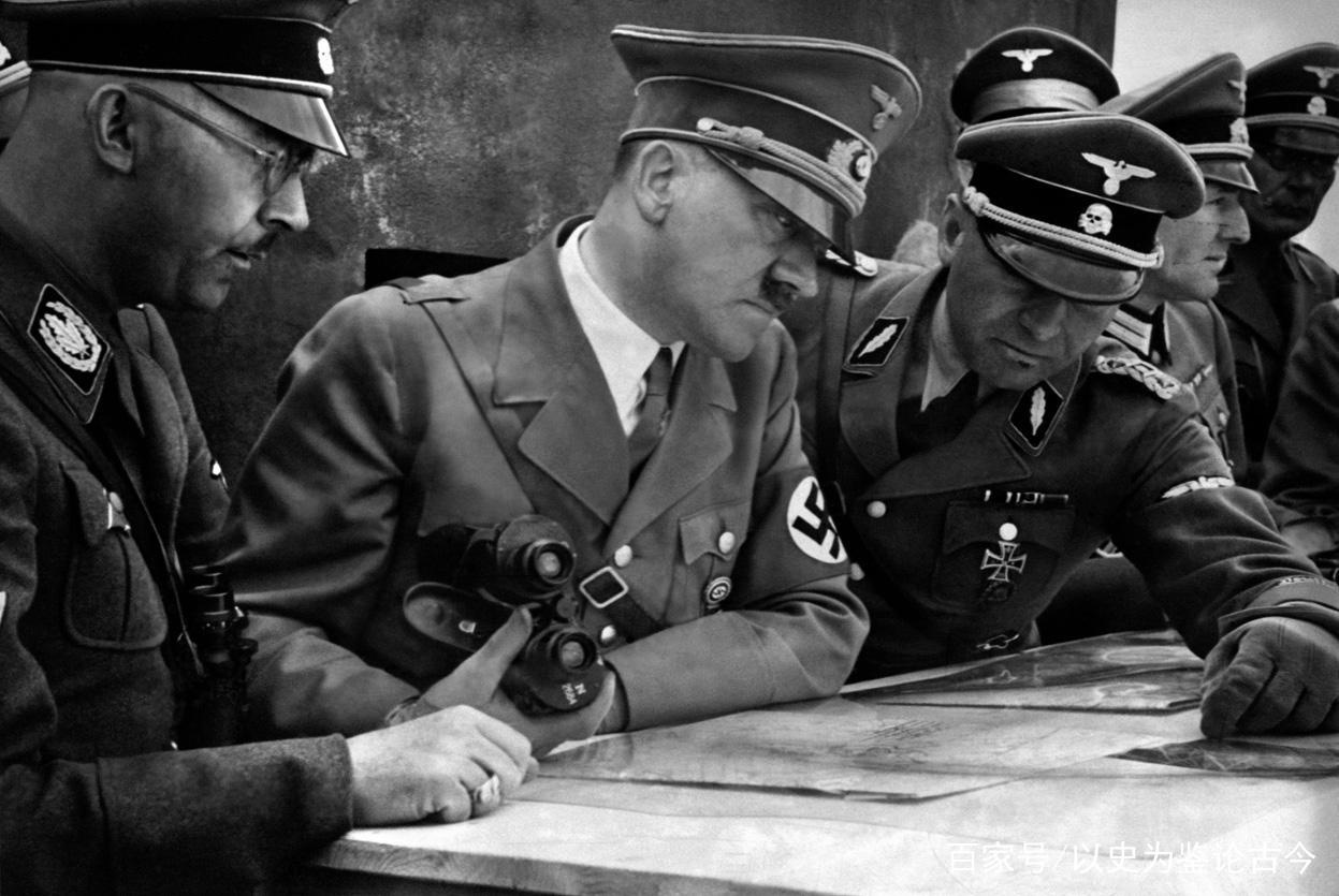 当年希特勒到底有没有开枪自杀?两种说法争论至今不休