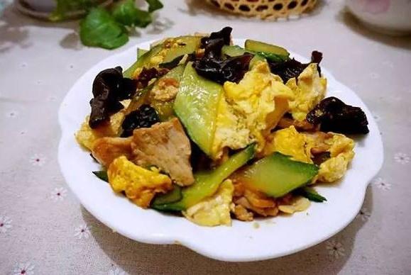 家常美食木须肉,做法简单又营养,快为家人做一盘吧!