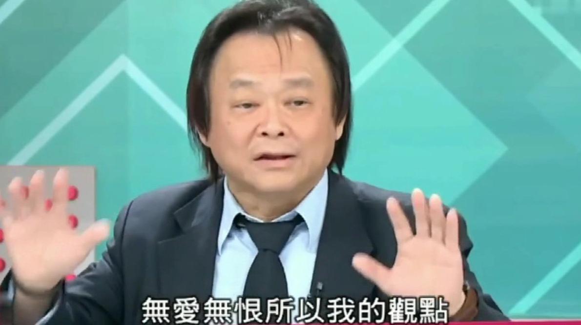 台湾节目:对韩国瑜无爱无恨,他是台湾老百姓的精神寄托