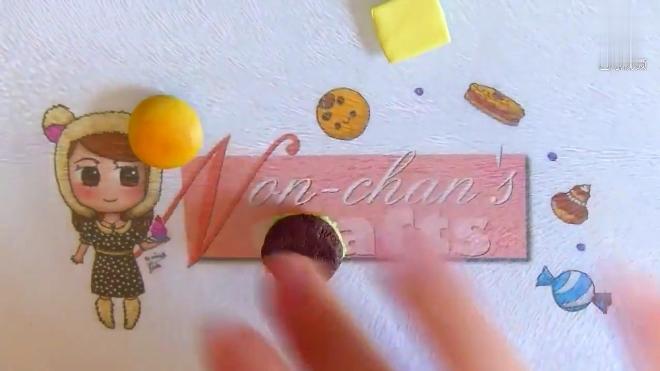 粘土软陶手工—diy创意手工制作迷你逼真的汉堡包饰品
