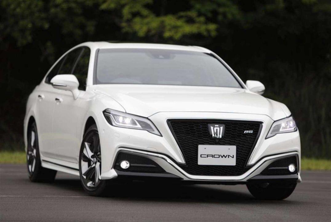 丰田皇冠是辆好车,可中国人为什么不再追捧它?