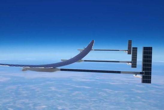 突破15000米极限,我国研造太阳能无人机,作用比卫星灵活