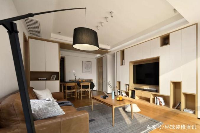 不到100㎡的新房,如何装修才能满足一家三口的需求?