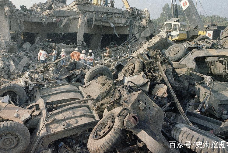220名海军陆战队员被炸死,24年后美国要求伊朗赔偿26亿美元