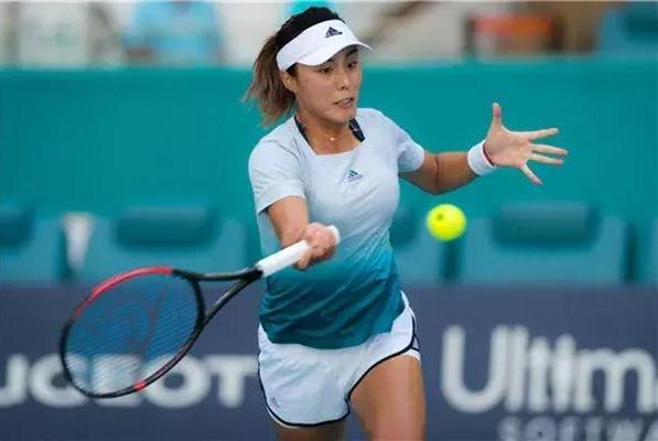WTA迈阿密站:打出两套王炸,入账一个八强