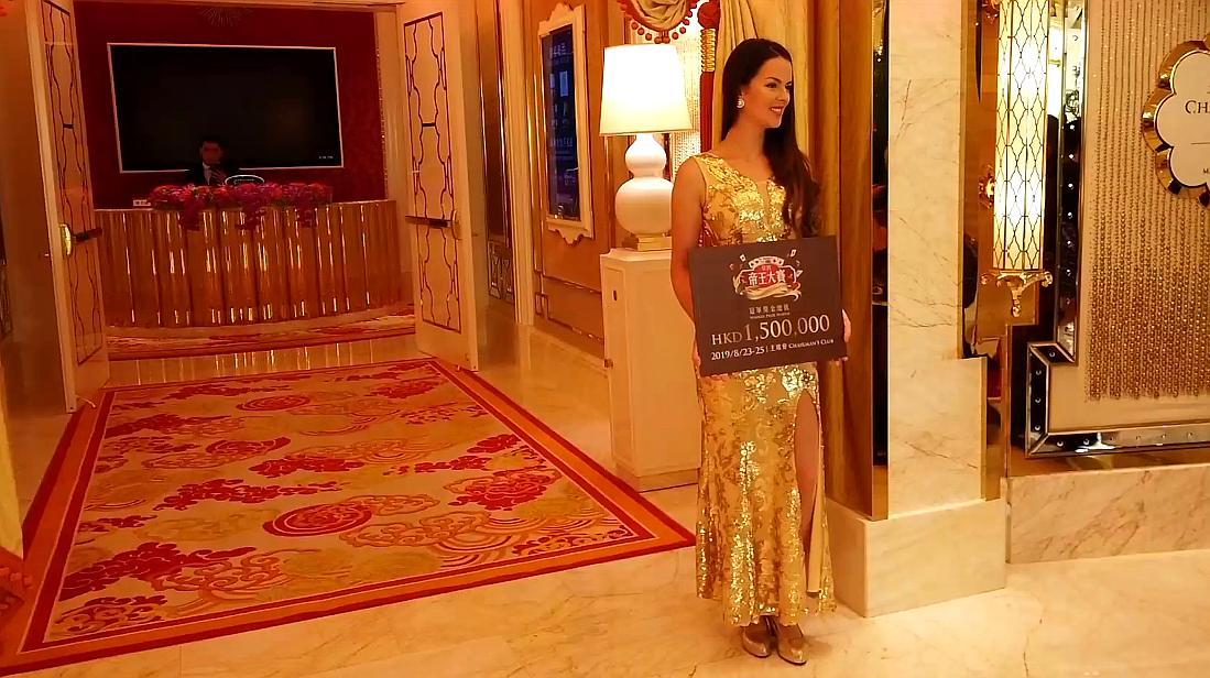 中国的拉斯维加斯澳门,40亿美金打造的永利皇宫,超级豪华的酒店