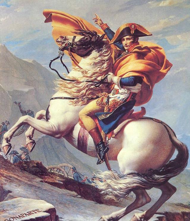 拿破仑霸气有理的7句名言,你晓得吗?