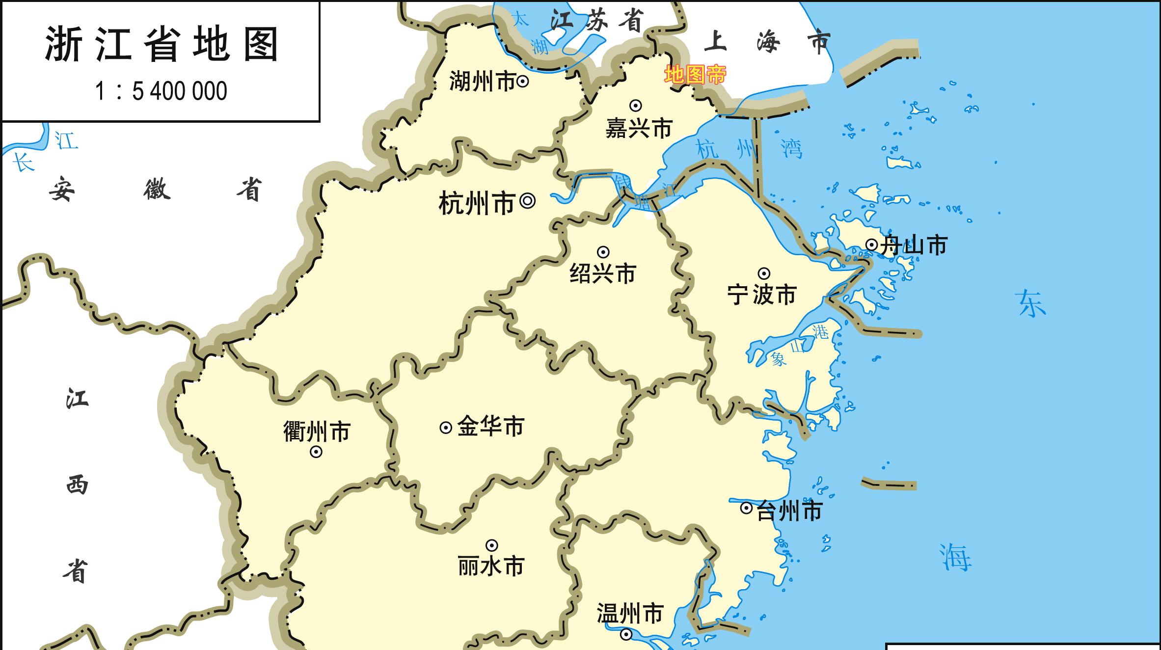 浙江台州市3市辖区高清地图,走遍苏杭不如温黄