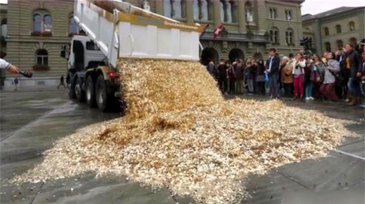 这个国家面积只有重庆市的一半,可钱多到花不完,倒街上随便捡?