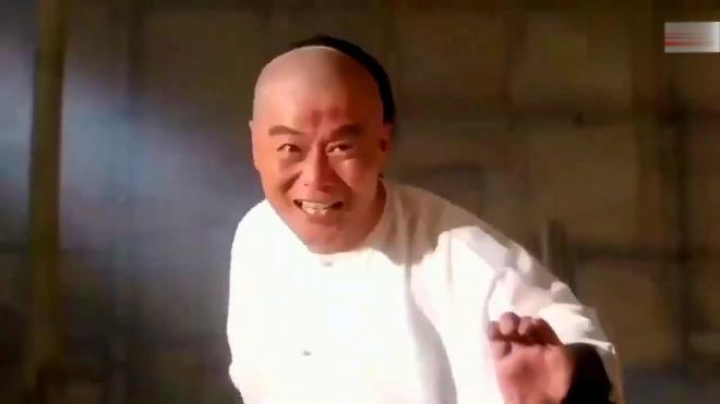 李连杰不仅仅只会打太极,一套醉拳也是无人能比图片