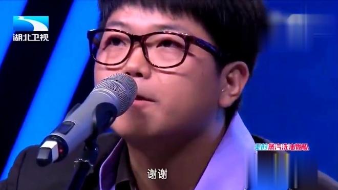 我的中国星:俊男美女同台竞相飙歌,舞台上的行李亮了
