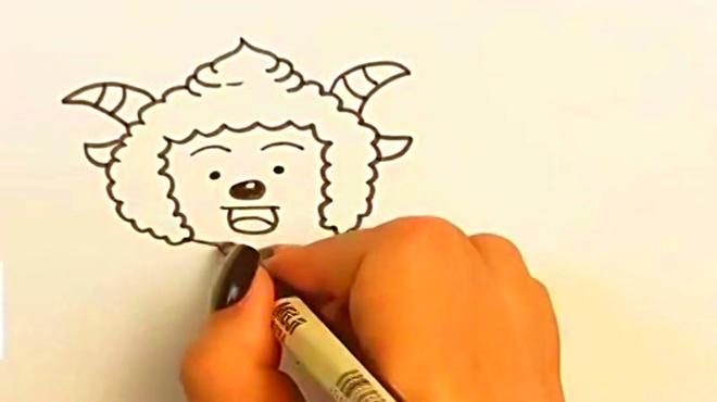 儿童绘画教程视频 懒洋洋